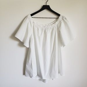 Lane Bryan Size 14/16 Off the shoulder blouse